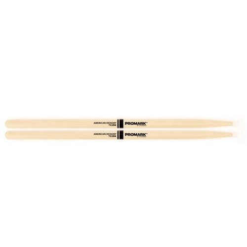Promark Promark Hickory Nylon Tip 2B Drum Sticks