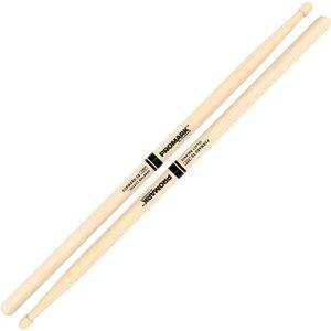 Promark Promark Forward 5B Hickory Tear Drop Drum Sticks with Wood Tips
