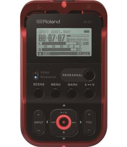 Roland Roland R-07 High-Resolution Audio Recorder