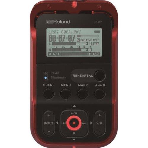 Roland Roland R-07 High-Resolution Audio Recorder