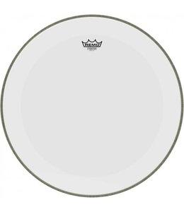 Remo Remo Smooth White Powerstroke 3 Drumhead w/ No Stripe