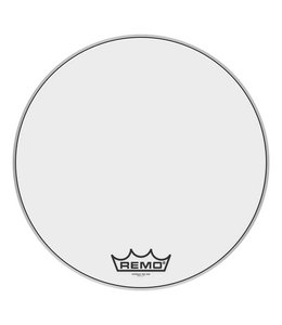 Remo Remo Ultra White Powermax Pipe Bass Drumhead
