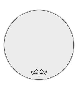 Remo Remo Ultra White Powermax Marching Bass Drumhead