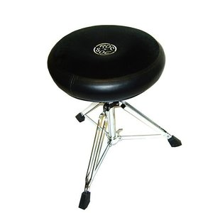 Roc-N-Soc Roc N Soc Manual Spindle Throne w/ Round Blue Top