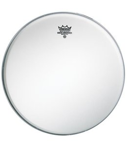 Remo Remo Coated Smooth White Ambassador Bass Drumhead