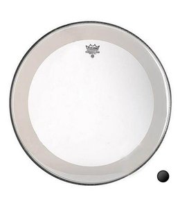 Remo Remo Clear Powerstroke 3 Bass Drumhead w/ No Stripe