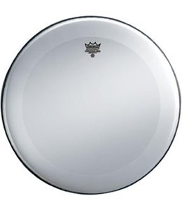 Remo Remo Smooth White Powerstroke 3 Bass Drumhead w/ Dynamo and No Stripe