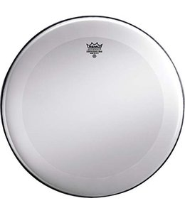 Remo Remo Coated Powerstroke 3 Bass Drumhead w/ 2-1/2'' Impact Patch and No Stripe