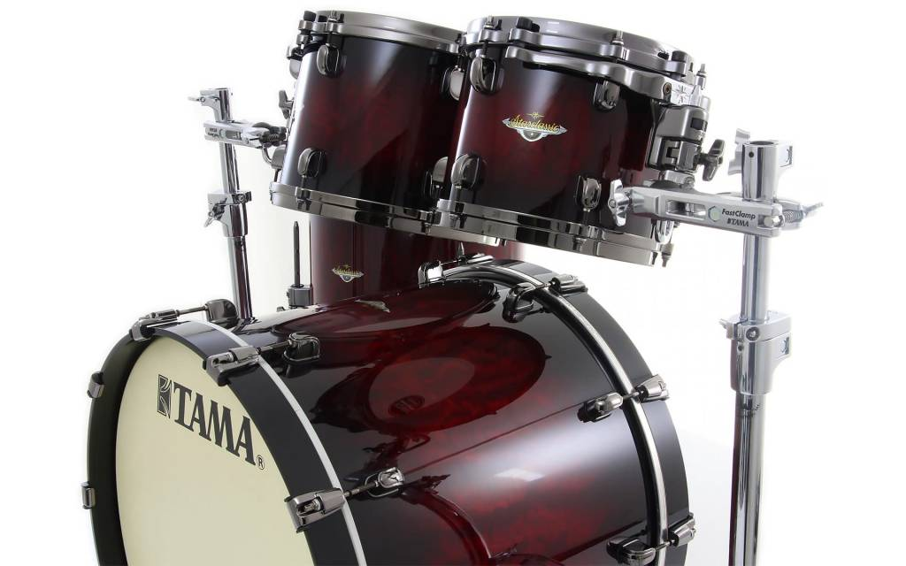 Tama Starclassic Bubinga Component Drums - Rupps Drums