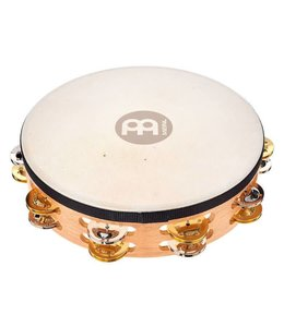 Meinl Meinl Headed Recording Combo Tambourine 2 Rows Mix Jingles Super Natural