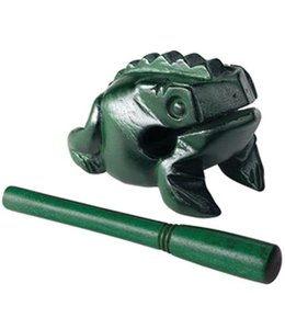 Meinl Nino Medium Wood Frog Guiro