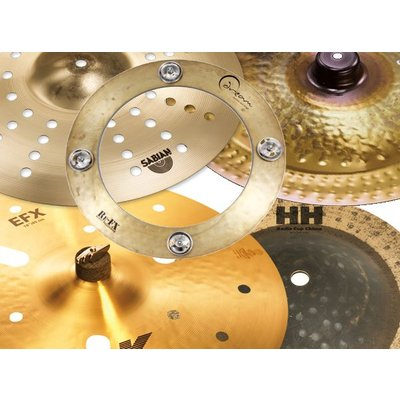 China and EFX Cymbals