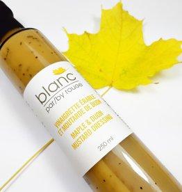 Maple and Dijon Mustard Dressing