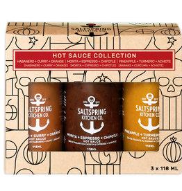 Boîte cadeau Collection sauces piquantes