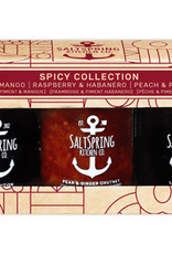 SaltSpring Kitchen Co. - Spicy Collection Gift Box