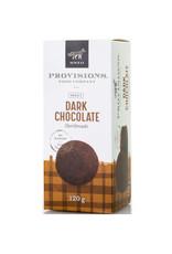 Provisions Food Company - Sablés au chocolat noir