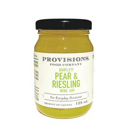 Pear & Riesling Jam