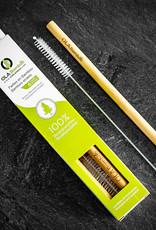 Pailles en bamboo