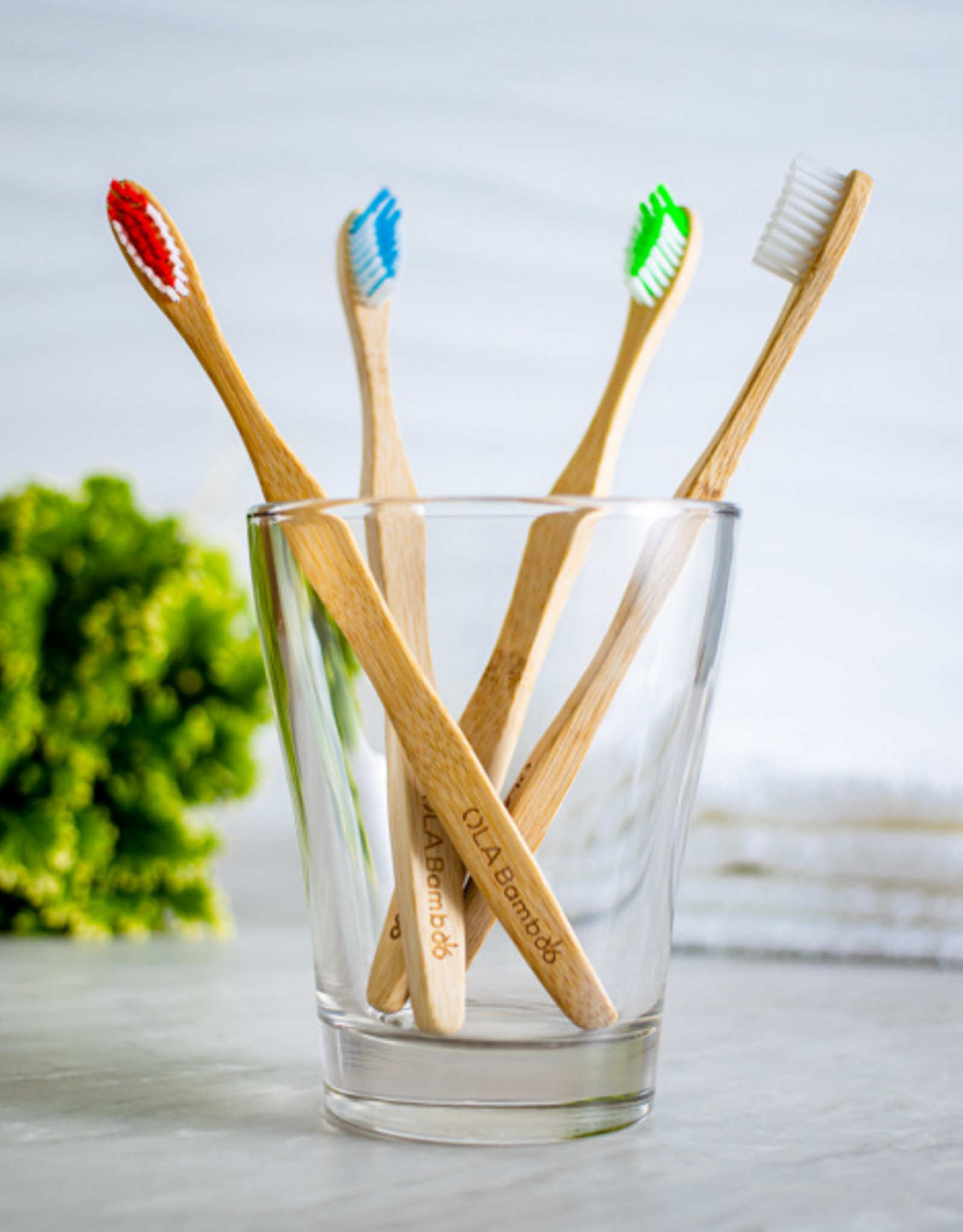 Brosse à dents en bamboo