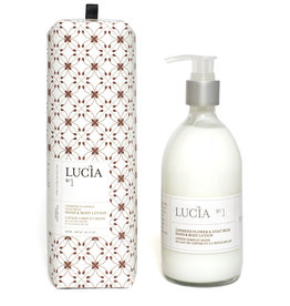 Lindseed Flower & Goat Milk Hand & Body Lotion