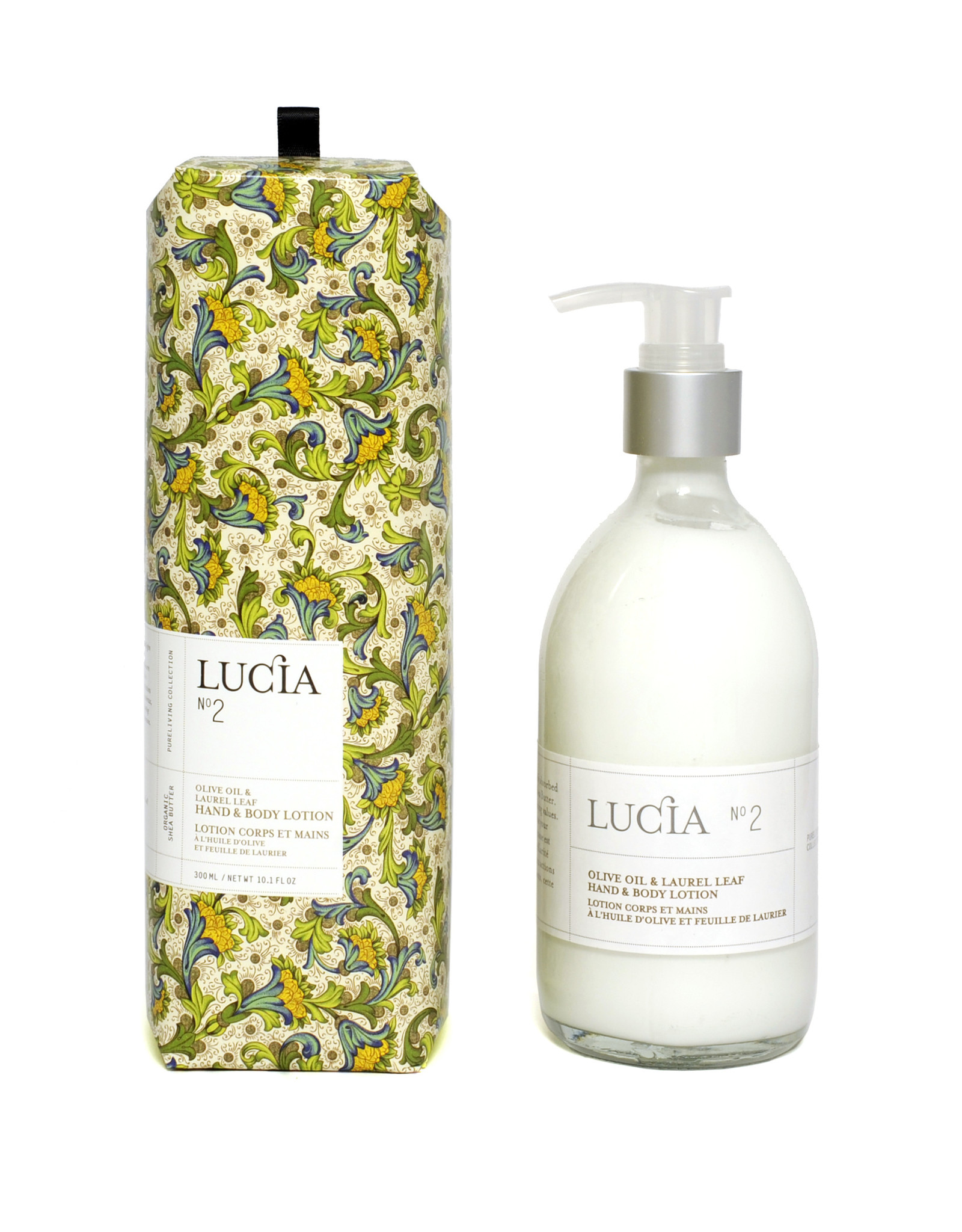 Olive Oil & Laurel Leaf Hand & Body Lotion