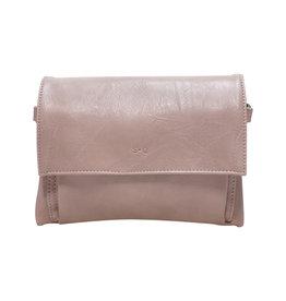 Petal Pink Mandy Belt Bag