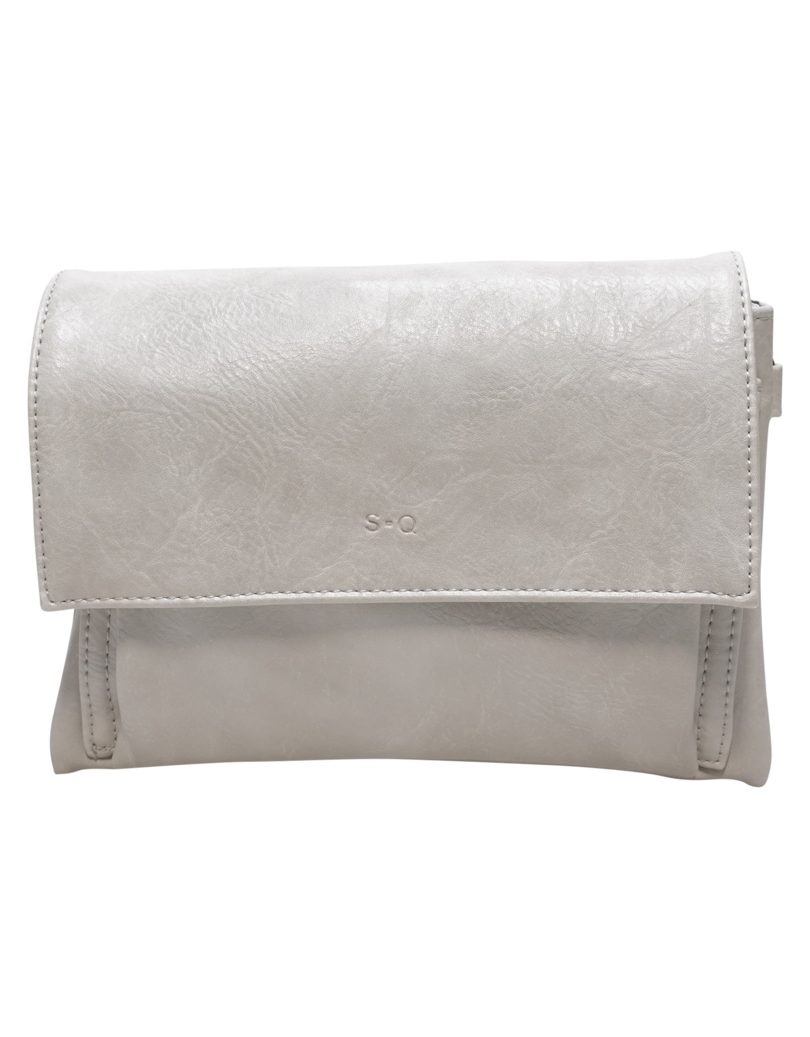 Antique White Mandy Belt Bag
