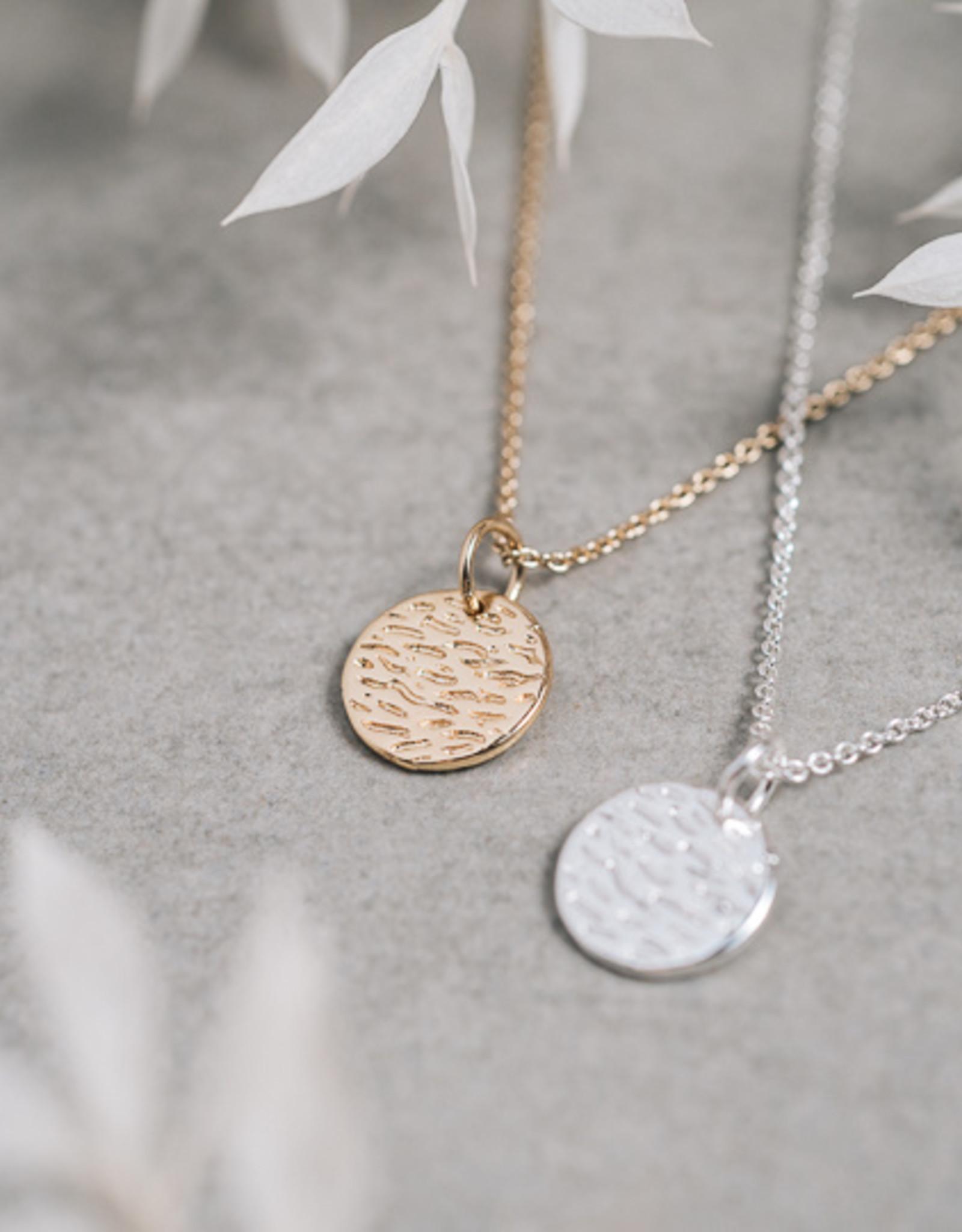 Silver Dearest Necklace