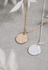 Gold Dearest Necklace