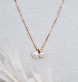 Collier Friendship or rose