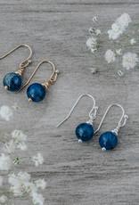 Gold Kyanite Mingle Earrings