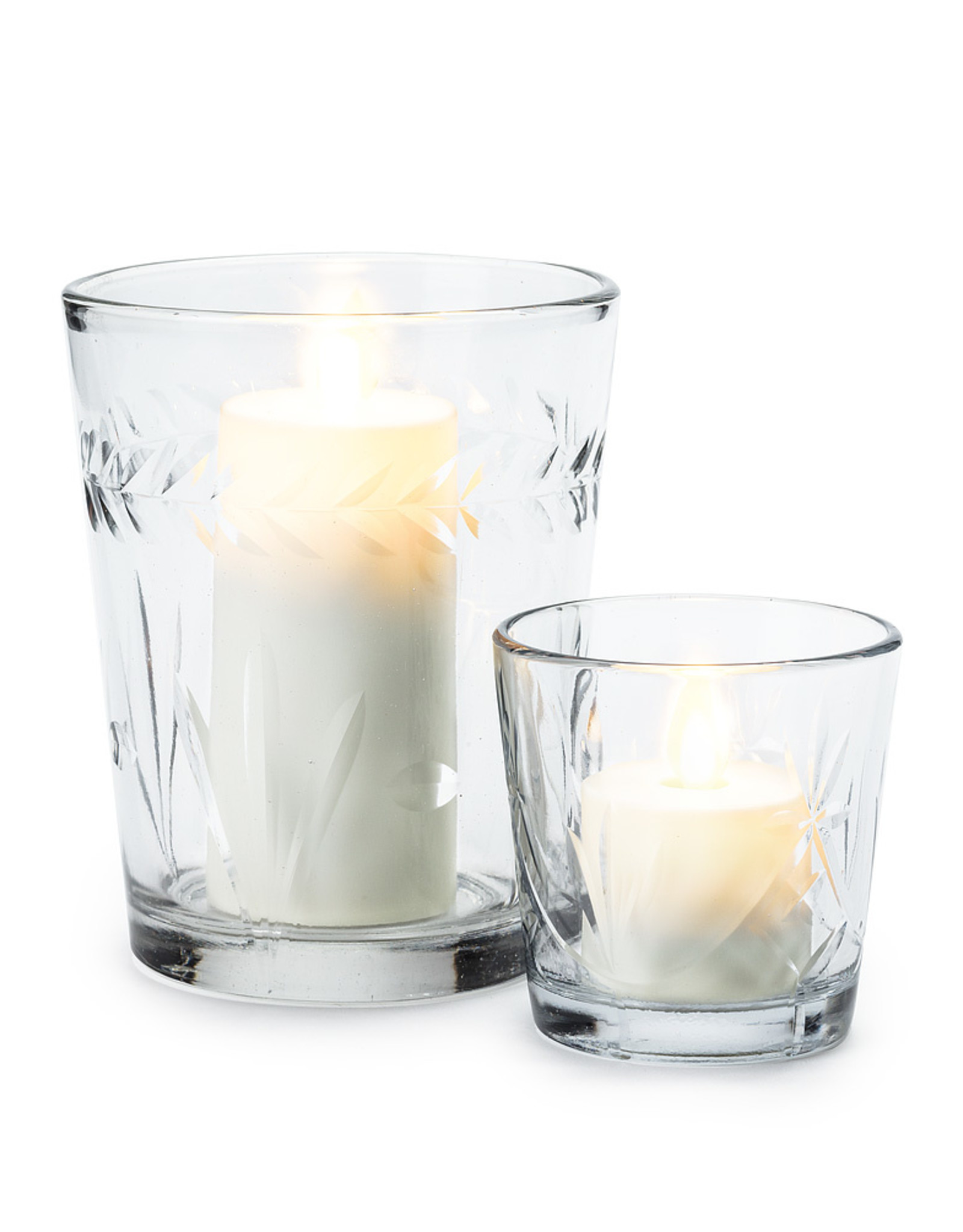 1.5 x 3'' Ivory Flameless Votive