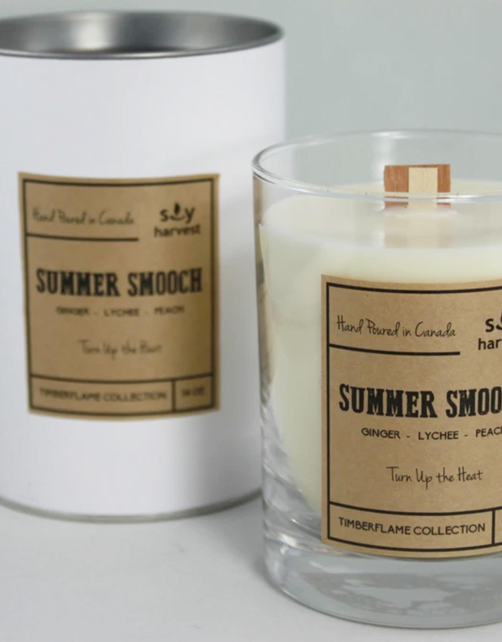 Summer Smooch Soy Candle
