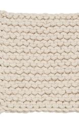 Manique en tricot