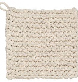 Knit Pothholder