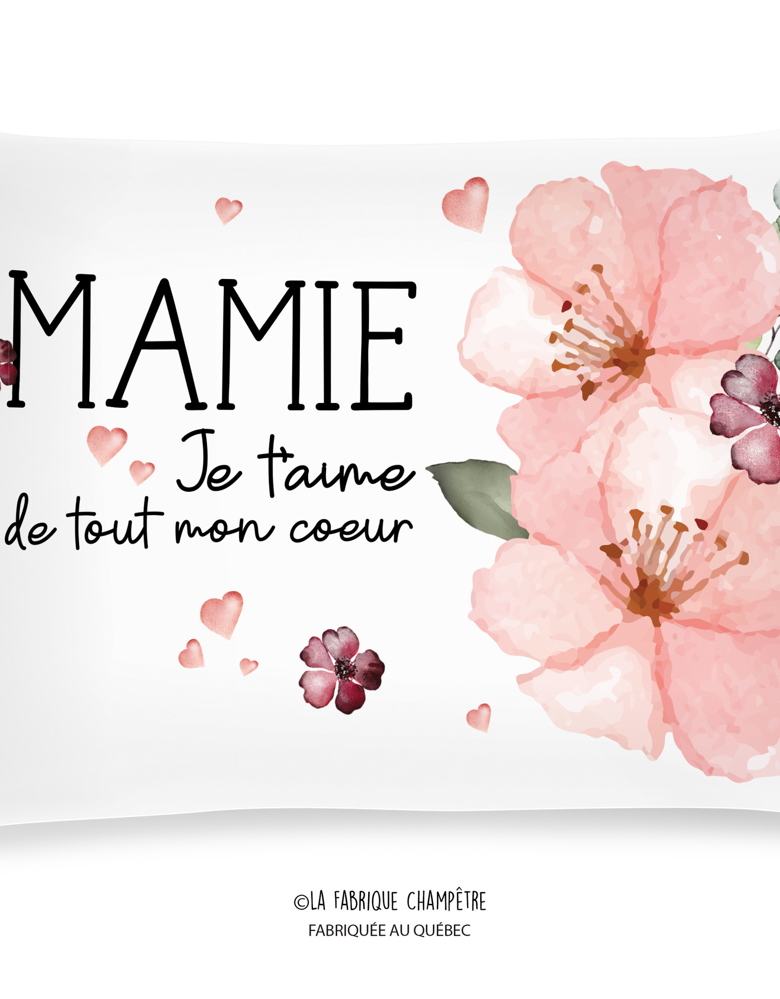 Cushion Mamie (in french only)