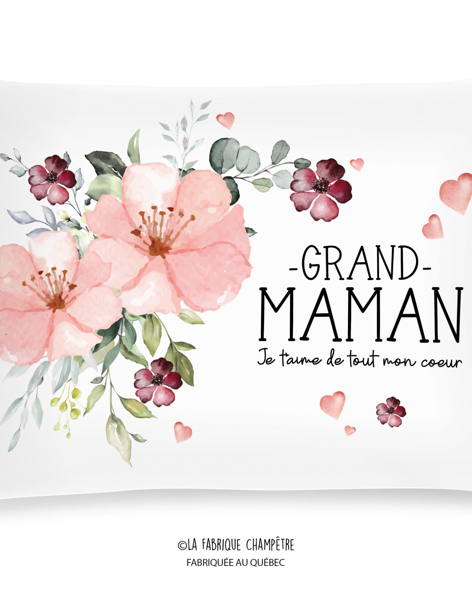 Coussin Grand-maman