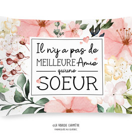 Cushion Soeur (in french only)