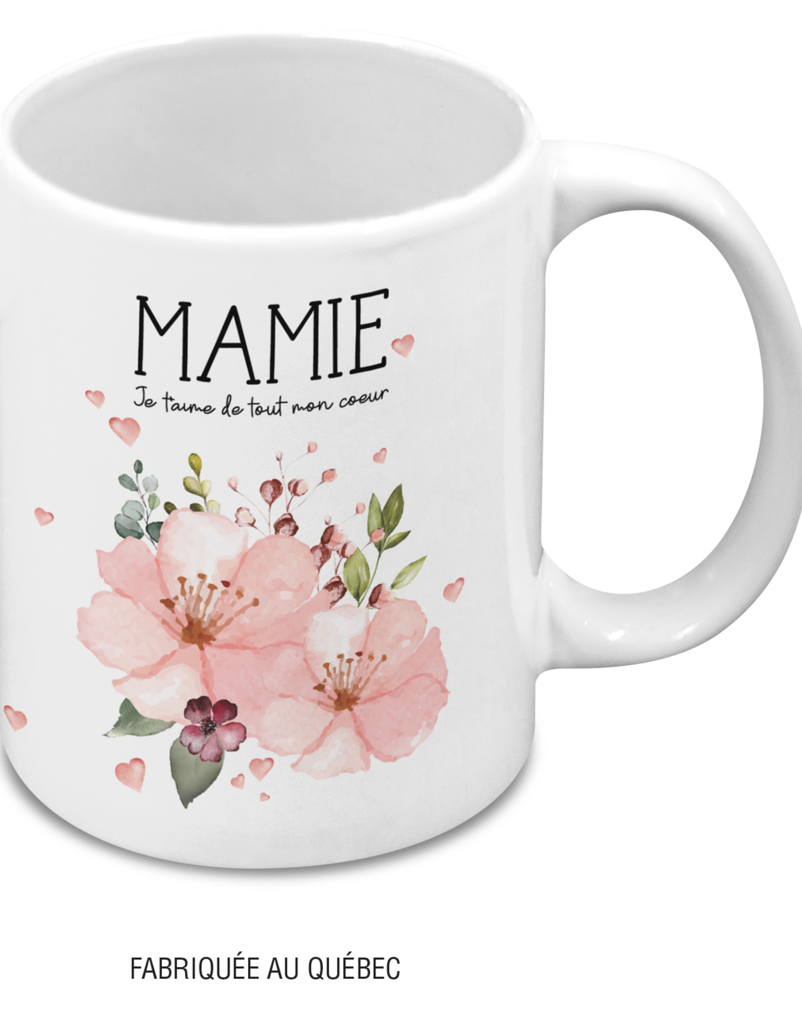 Mug Mamie (in french only)