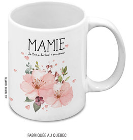 Tasse Mamie