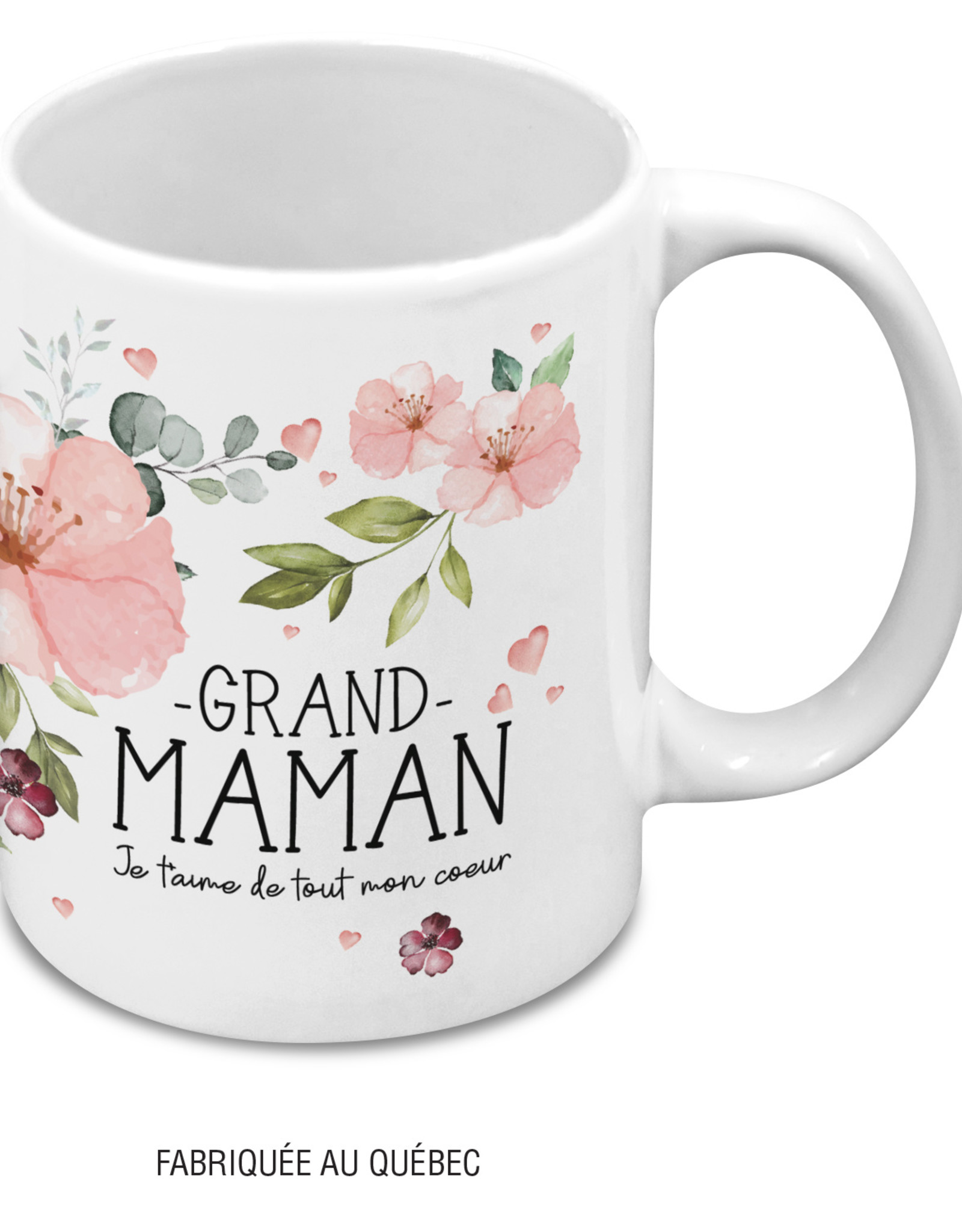 Mug Grand-maman (in french only)