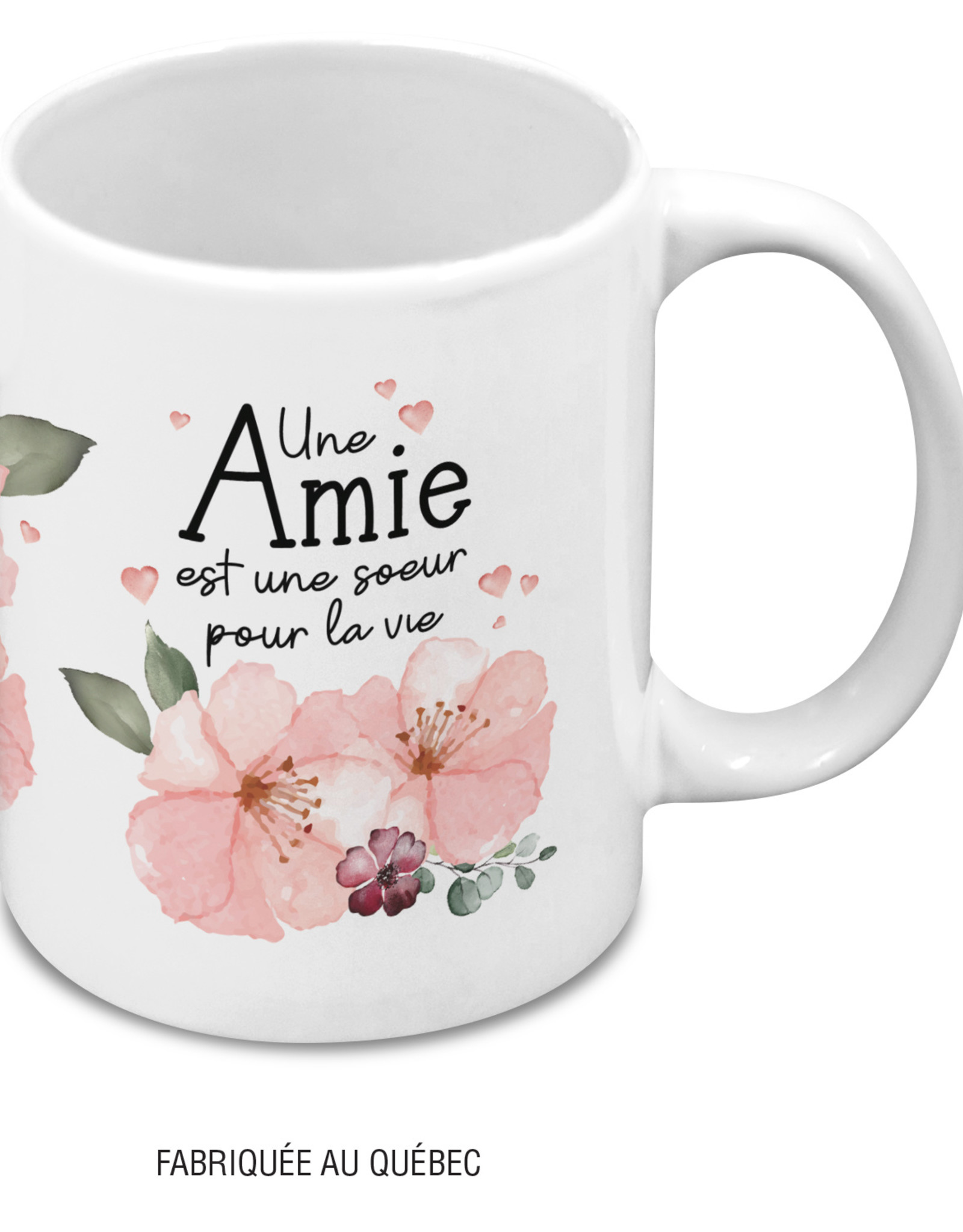 Mug Amie (in french only)