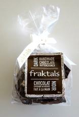 Chocolat noir croquant au beurre 100g