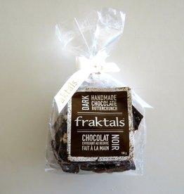 Chocolat noir croquant au beurre 100 g