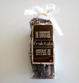 Chocolat noir croquant au beurre 200 g