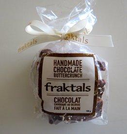 Chocolat au lait croquant au beurre 100 g