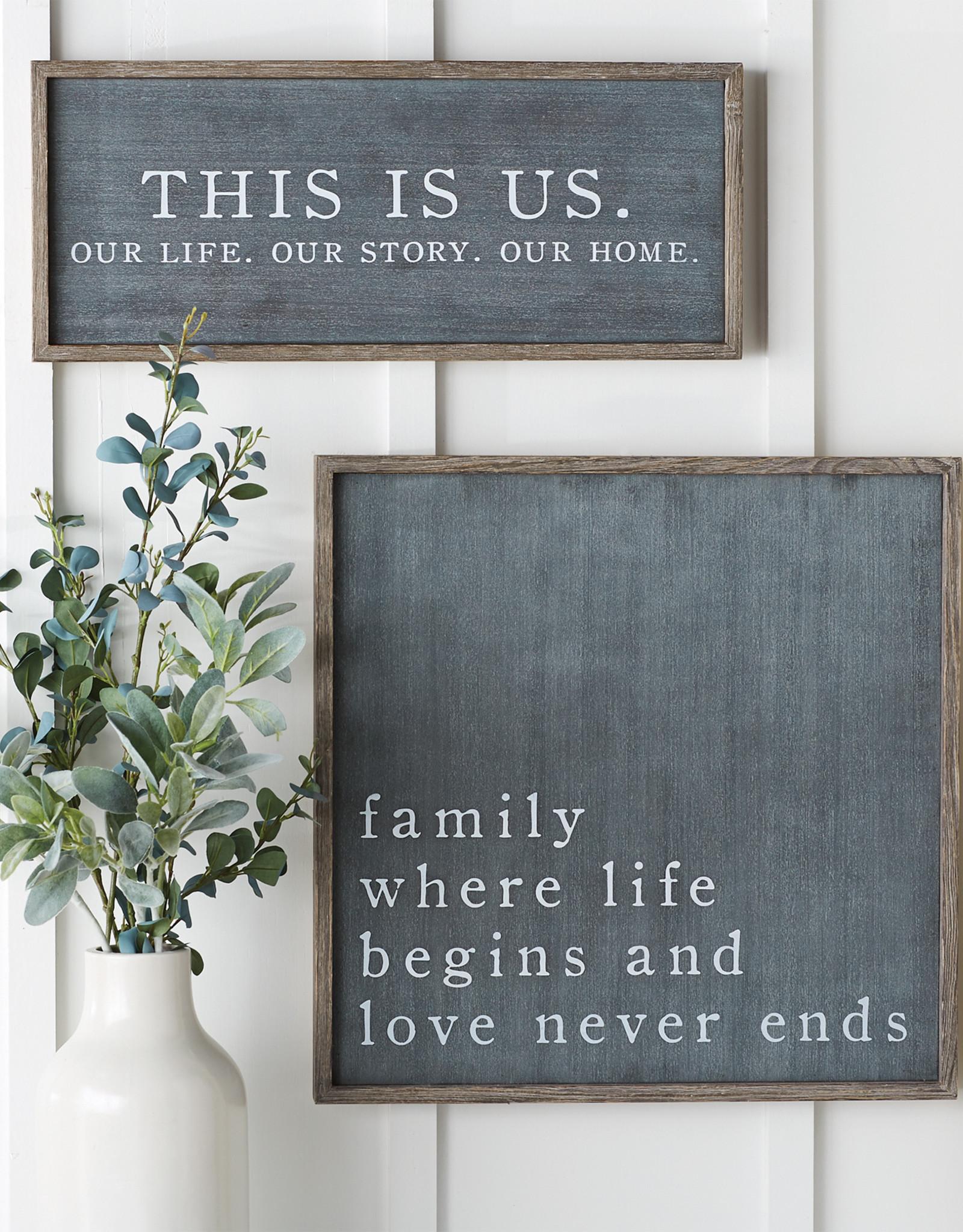 Cadre  Family (en anglais seulement)
