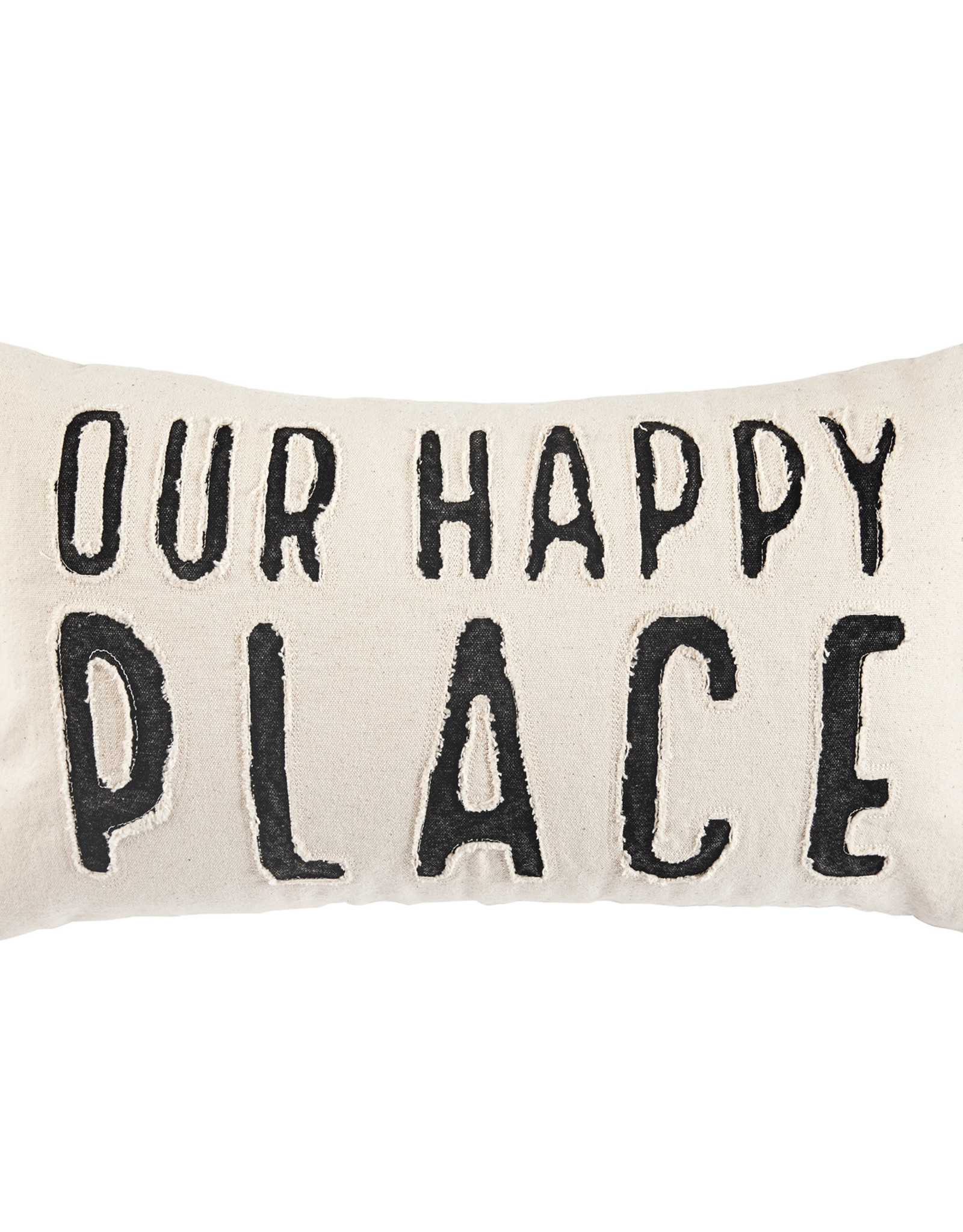 Coussin Happy Place (en anglais seulement)