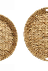 Woven Round Tray Small