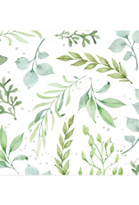 Serviettes de papier Eucalyptus